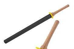 [Destock] Épée Duanbing (Épée mousse), Poignée Bois