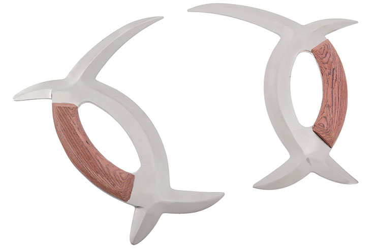 [End of series] Bagua Zhang Crescent Moon Knives (Shuang Yue)