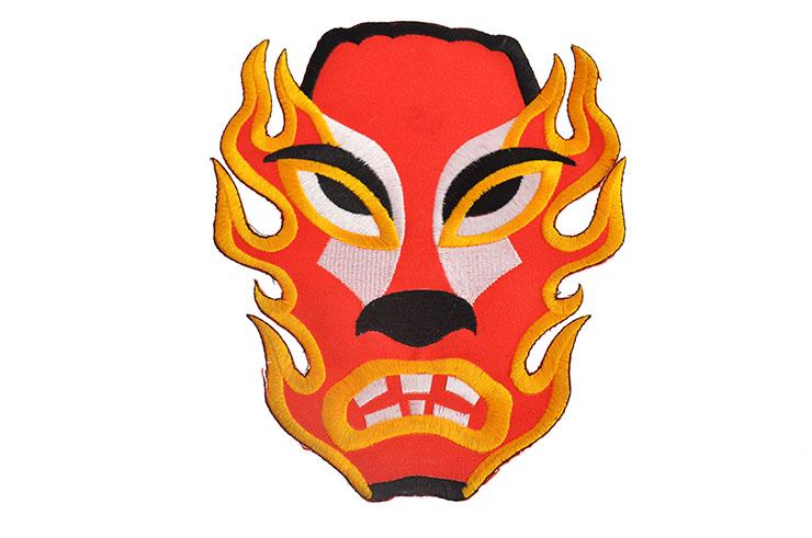 [Destock] Wrestling mask badge