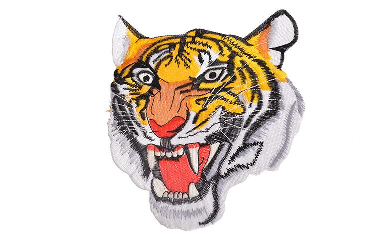 [Destock] Tiger face Badge