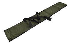 Carrying case Cotton Canvas, Dismantable Spear - 115 x 20 cm