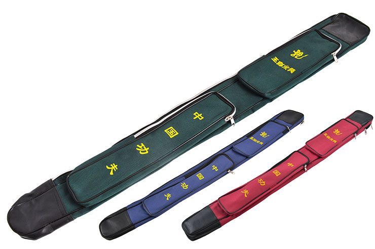 [Destock] Wang Jian Sword Case, Thick Cotton Canvas
