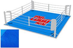 Lona de Algodon Personalizada - Ring de Boxeo