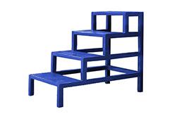 Escalier pour Ring de Boxe