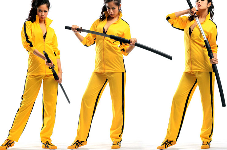 Uniforme Bruce Lee & Kill Bill