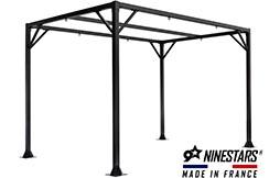 Jaula de soporte para Sacos de boxeo - NineStars