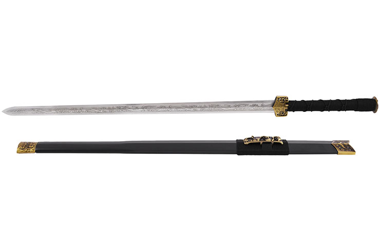 Han sword YunQi, Rigid