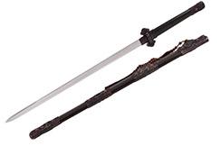 Épée ZhenZhai, QinShi - Rigide Aiguisée