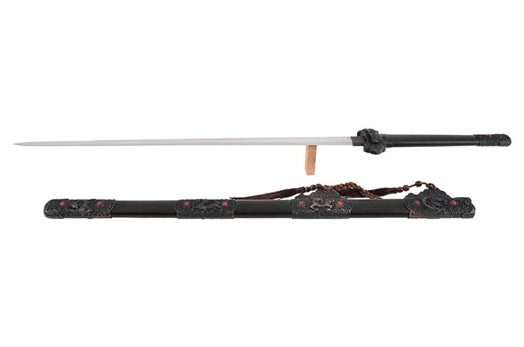 ZhenZhai sword, QinShi - Rigid & Sharpened