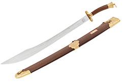 Sable tradicional, YangShi - Semi flexible