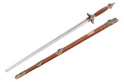 Épée Taiji (Haut de gamme), YangShi ShuangLong - Semi flexible