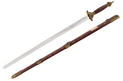 Taiji sword, YangShi FengHuang - Semi flexible