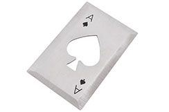Steel Throwing Card, Ace of Spades