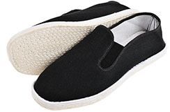 Bruce Lee Slippers, Cotton Soles
