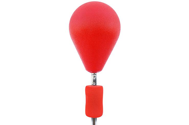 Punching-ball (Medium), Ressort bas & socle ventouses - NineStars