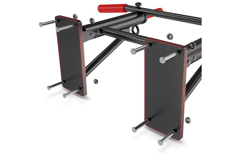 Wall mounted pull-up bar, Retractable - NineStars