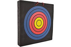 Foam target for bow & knives
