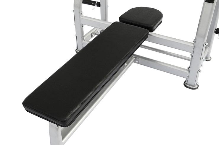 Banco de Musculación, Semi-pro