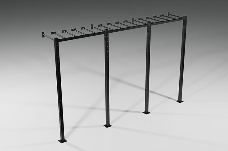 Jaula Monkey Bars Pared