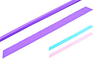 Elastic Resistance Band for Pilates, Silicone