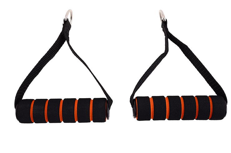Resistance elastics with handles, NineStars