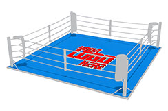 Customizable PVC cover - Boxing Ring