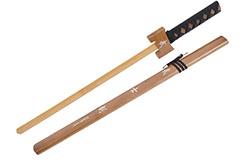 Espada De Madera Tradicional, Niño