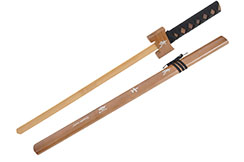 Wooden Straightsword, Traditional - Small model