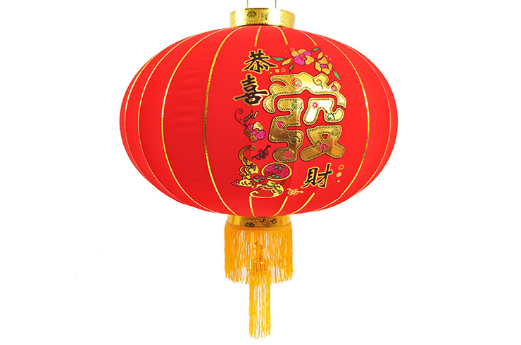 Chinese Lantern Ø65cm - Fortune & Happiness