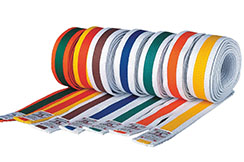 Stitched Budo Belts - Club, Kwon