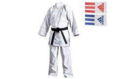 Kimono de Karaté Compétition WKF - K190SKSMU, Adidas