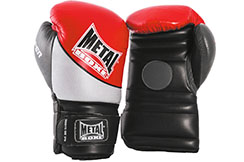 Gants Professeur, Coach ''MB181M'', Metal Boxe