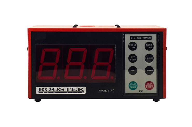 Cronómetro Digital - Profesional, Booster