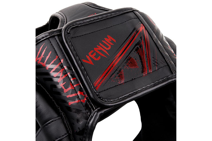 "Protective Boxing Headgard ""Elite"" , Venum"