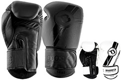 Boxing gloves, Leather - BGL V3, Booster