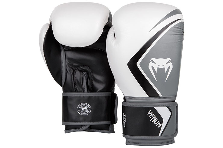 Boxing Gloves ''elite'' - Skintex Leather, Venum