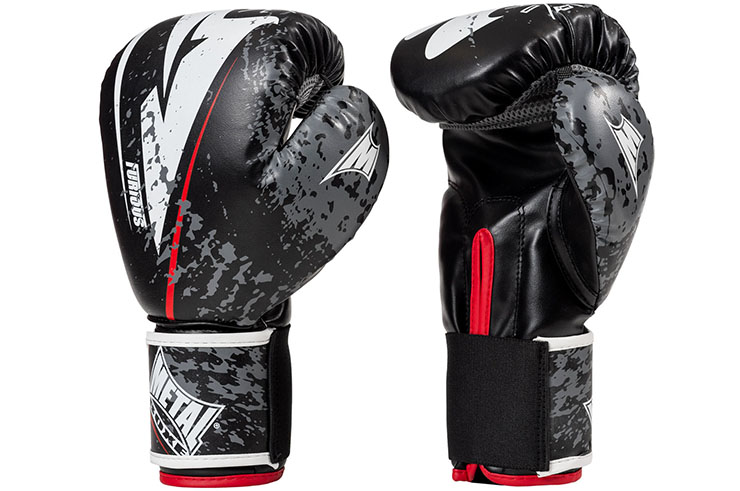 Initiation Gloves - Child & Adult ''PB480'', Metal Boxe