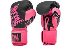 Guantes de boxeo competición, Lady - MB777FU, Metal Boxe