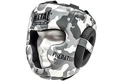 Integral head guard - MB229AR, Metal Boxe