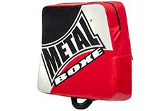 Escudo Redondo - MB178, Metal Boxe