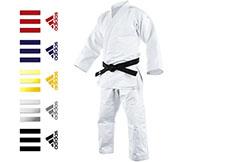Kimono de Judo, Millenium Blanc - J990EM, Adidas