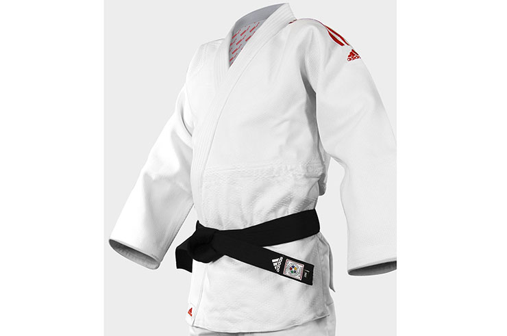 Kimono de Judo, Millenium Blanco- J990EM, Adidas