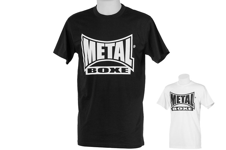 Camiseta, Visual Tricolore - MB91, Metal Boxe