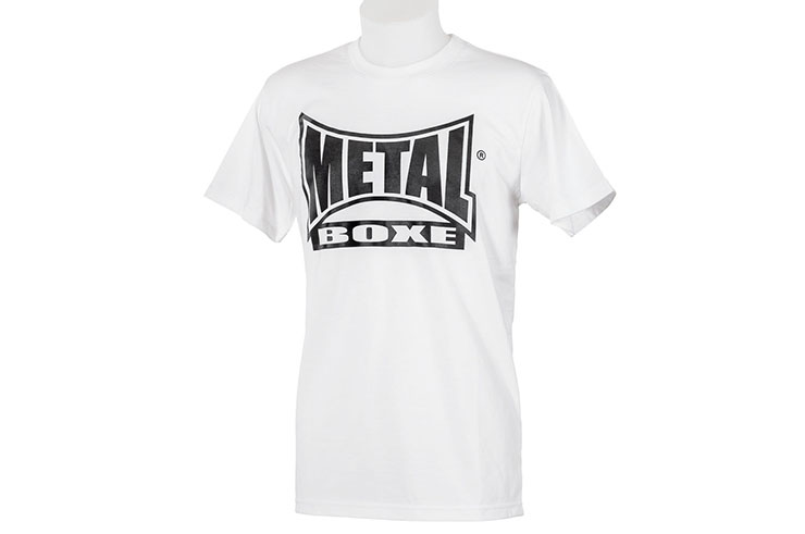 T-Shirt, Visual Tricolore - MB91, Metal Boxe