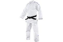 Kimono de Judo, Millenium Blanco - J990BAND, Adidas