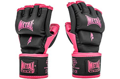 MMA Gloves, Training & competition - MB534FU, Metal Boxe