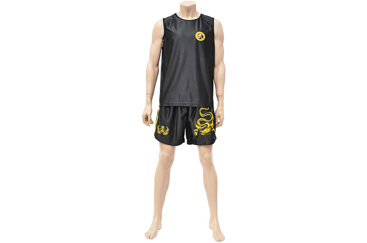 Chinese Boxing Sanda Uniform - Dragon, Club