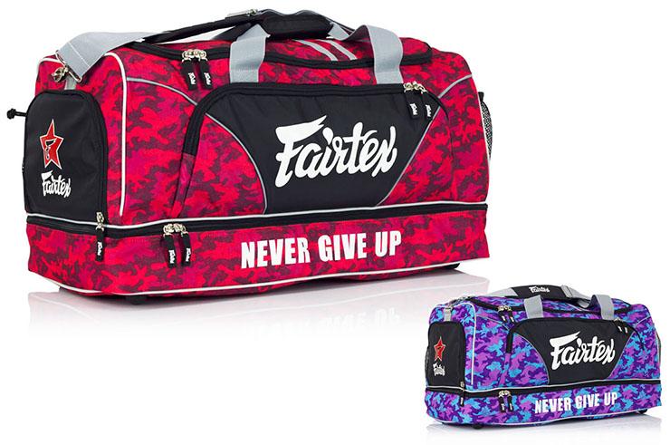Bolsa de Deporte Entrenamiento Nylon Impermeable, Fairtex
