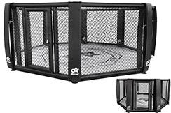 Jaula Octogonal MMA NineStars