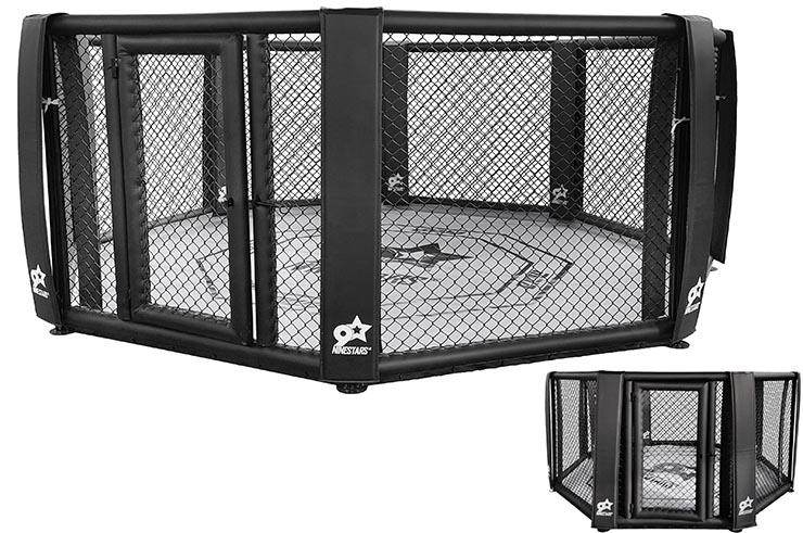 todo-cont49-Cage Octogonale MMA - Au Sol qualité sup Ninestars